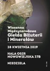 Międzynarodowa Giełda Biżuterii i Minerałów Warszawa_Niedziela