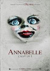 Annabelle wraca do domu napisy