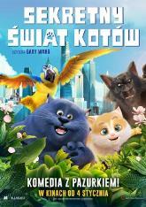 Filmowe Lato: Sekretny świat kotów dubbing