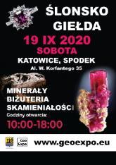 Ślonsko Giełda Minerałów, Biżuterii i Skamieniałości - Sobota